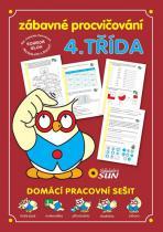 domácí PS (ČJ, M, Přírodověda, Vlastivěda, Zábava): Zábavné procvičovaní 4. třída