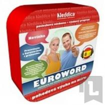 Euroword new - španělština - CD