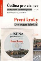 Karla Hronová: Čeština pro cizince - První kroky