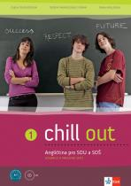 Tkadlečková C., Perná T., Krulišová D.: Chill out 1 - Angličtina pro SOŠ a SOU - učebnice+PS+2CD