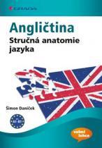 Šimon Daníček: Angličtina - Stručná anatomie jazyka