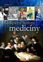 Gill Davies: Kompletní historie medicíny