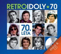 Retro Idoly 70. léta - CD+kniha CD