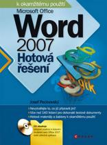 Josef Pecinovský: Microsoft Office Word 2007 - Hotová řešení