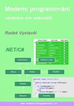 Radek Vystavěl: Moderní programování – učebnice pro pokročilé
