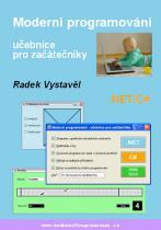 Radek Vystavěl: Moderní programování – učebnice pro začátečníky