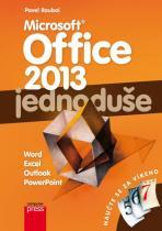 Pavel Roubal: Microsoft Office 2013 jednoduše