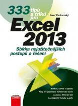 Josef Pecinovský: 333 tipů a triků pro Microsoft Excel 2013