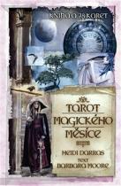 Karty: Tarot magického měsíce - Kniha a 78 karet - Neidi Darras