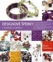 Renata Grahamová: Designové šperky z korálků a drátku