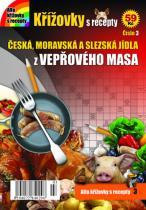 České recepty z vepřového masa: Křížovky s recepty 3