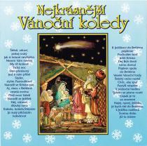 Nejkrásnější vánoční koledy CD