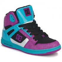 DC Shoes REBOUND HIGH - dámské