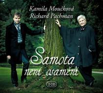 Samota není osamění - Pachman Richard, Moučková Kamila