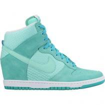 Nike DUNK SKY HI ESSENTIAL - dámské