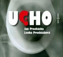 Ucho - CD - Procházka Jan, Procházková Lenka CD
