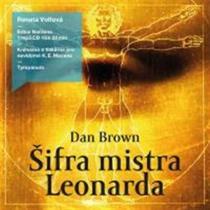 Šifra mistra Leonarda - CD - Dan Brown CD