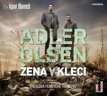 Žena v kleci - Jussi Adler-Olsen CD