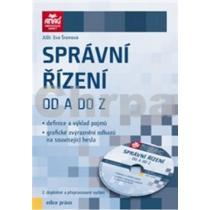 Správní řízení od A do Z + CD