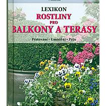 Lexikon Rostliny pro balkony a terasy