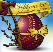 Velikonoční pohádkové vajíčko - CD