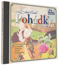 Zlaté České pohádky 4. - 1 CD