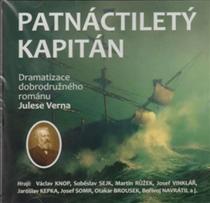 Patnáctiletý kapitán - Jules Verne CD
