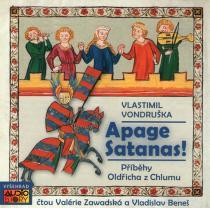 Apage satanas - Vlastimil Vondruška CD