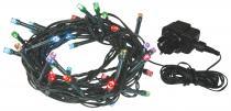 EMOS 120 LED dekorační světelný řetěz 12m IP44 MC