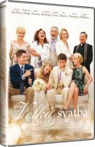 Velká svatba DVD