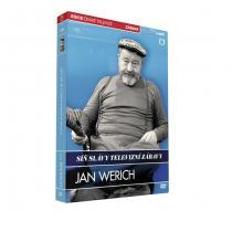 Síň slávy - Jan Werich - 4 DVD