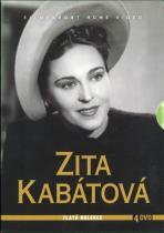 Zita Kabátová - 4DVD