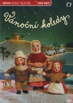 Vánoční koledy - Loutkový večerníček - 1 DVD