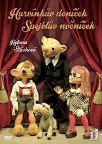 Hurvínkův deníček, Spejblův nočníček - DVD - Helena Štáchová