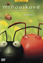Mrňouskové 3 DVD
