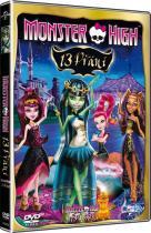 Monster High: 13 přání DVD
