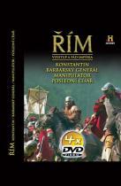 Řím - Vzestup a pád impéria - 4DVD