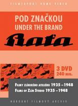 Pod značkou Baťa - 3DVD (digipack v šubru)