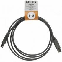 Belkin Kabel USB 2.0 A - B, 3m