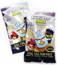 Přívěsek na krk Angry Birds (psí známka)