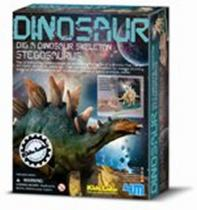 Stegosaurus - Skládací kostra