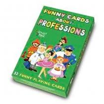 Funny Cards About Professions