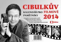 Cibulkův kalendář pro filmové pamětníky 2014 - Aleš Cibulka