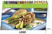 Kalendář 2014 - Vaříme zdravě - stolní