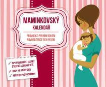 Kalendář Maminkovský - nedatovaný, 13,5 x 11 cm