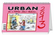 Kalendář Urban - Jak s Pivrncem vošulit třináctku 2013 - Petr Urban
