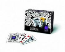 Canasta - Pat a Mat SENIOR (Karty)