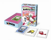 Vzdělávací karty - Barvy - Hello Kitty