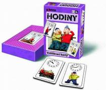 Vzdělávací karty - Hodiny - Pat a Mat (Karty)