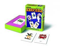 Vzdělávací karty - Abeceda - Křemílek a Vochomůrka